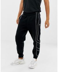 adidas Originals - Eqt Outline Joggers In Black Dh5223 - Lyst