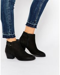 Oasis | Asis Western Boots | Lyst