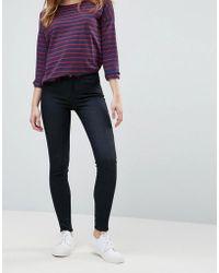 Wrangler - High Waist Skinny Jeans - Lyst