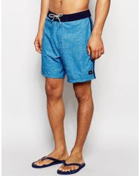 Globe - Spencer 18 Inch Board Shorts - Lyst