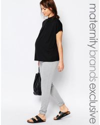 Bluebelle Maternity - Lounge Joggers - Lyst