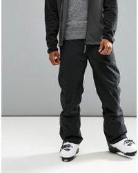 O'neill Sportswear - Hammer Ski Trousers In Black - Lyst