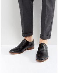 Kurt Geiger - Oliver Leather Shoes In Black - Lyst