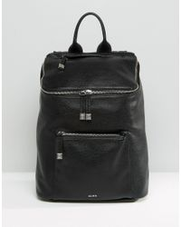ALDO - Backpack With Zip Detail - Lyst
