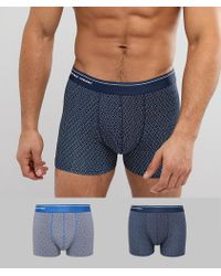 SELECTED - Boxers 2 Pack - Lyst