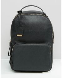 Glamorous - Minimal Structured Backpack - Lyst