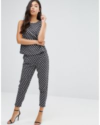 Sugarhill - Ugarhill Boutique Ellie Print Trousers - Lyst