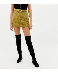 ASOS - Wide Fit Kelby Flat Elastic Thigh High Boots - Lyst