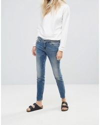 Blend She - Casual Canne Slim Jeans - Lyst