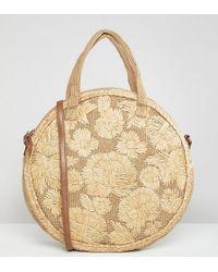 Accessorize - Olivia Large Circle Handbag - Lyst