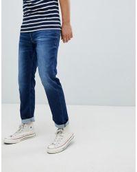 Jack & Jones - Intelligence Leon Jeans In Slim Fit - Lyst