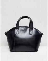 ASOS - Structured Mini Tote Bag - Lyst
