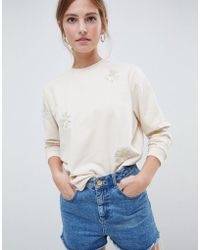 Minimum - Moves By Daisy Sweatshirt - Lyst