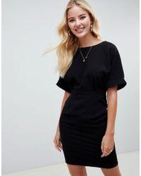 ASOS - wiggle Mini Dress - Lyst