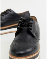 Steve Madden - Lace Up Shoes - Lyst