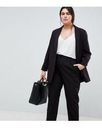 ASOS - Asos Design Curve Mix & Match Cigarette Trousers - Lyst