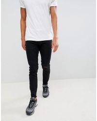 Only & Sons - Raw Hem Jeans - Lyst