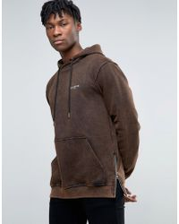 Illusive London - Rustic Hoodie - Lyst