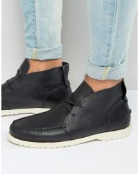Shoe The Bear - Misu Leather Boots - Lyst