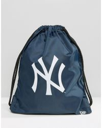 KTZ - Ny Drawstring Backpack - Lyst