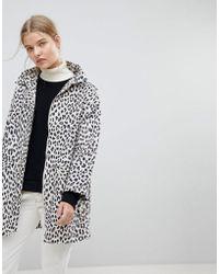MAX&Co. - Max&co Leopard Print Mac - Lyst