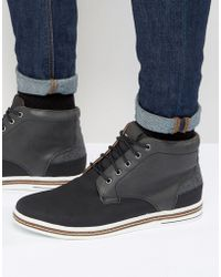 Call It Spring - Casinina Laceup Boots - Lyst