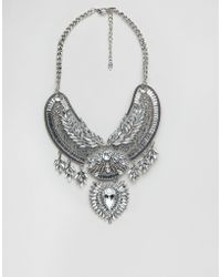 ALDO | Cesoli Statement Necklace | Lyst