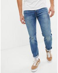 Levi's - Levi's 511 Slim Fit Jeans Marshmallow Fire - Lyst