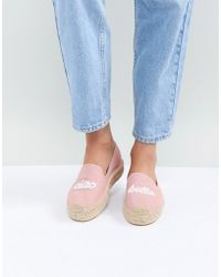 Soludos - Dusty Rose Ciao Bella Espadrilles - Lyst