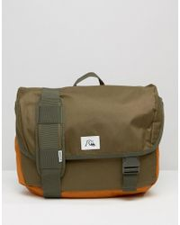 Quiksilver - Quicksilver Carrier Ii Messenger Bag - Lyst