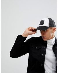 Replay - Logo Trucker Cap - Lyst