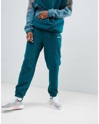 adidas Originals - Eqt Polar Fleece Joggers In Green Dh5188 - Lyst