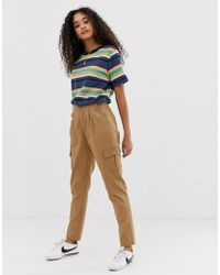 Daisy Street - Cargo Pants With Pockets - Lyst