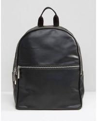 Monki - Minimal Backpack - Lyst