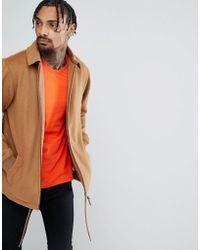 KTZ - Premium Wool Coach Jacket - Lyst