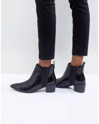 Miss Kg - Sharpe Heeled Boots - Lyst