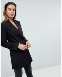 ASOS DESIGN - Asos Tailored Longline Blazer - Lyst