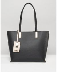 Faith - Evelyn Tag Detail Tote Bag - Lyst