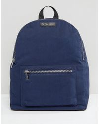 Dr. Martens - Canvas Backpack - Lyst