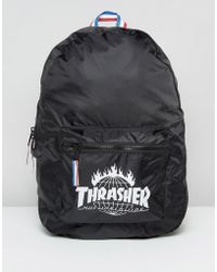 Huf - X Thrasher Backpack Packable - Lyst