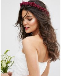 Rock N Rose - Rock N Rose Audrey Dried Flower Crown - Lyst
