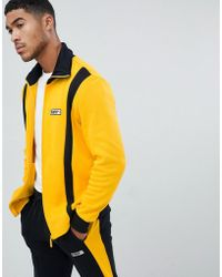 65e04c064c17 PUMA - Spezial Track Jacket In Yellow 57722144 - Lyst