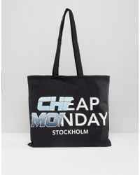 Cheap Monday - Future Tote Bag - Lyst
