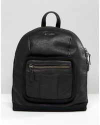 Dr. Martens - Small Slouch Leather Backpack - Lyst