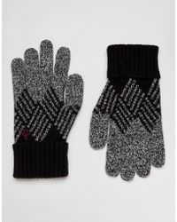 Original Penguin - Argyle Gloves - Lyst