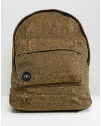 Mi-Pac - Herringbone Backpack - Lyst