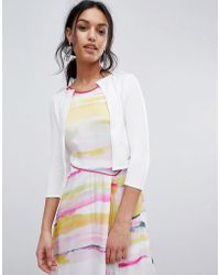 Coast - Knitted Cover Up - Lyst