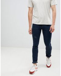 Blend - Cirrus Skinny Jeans Darkwash - Lyst