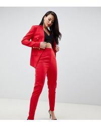 c7c3ec38f12788 Women's Missguided Trousers Online Sale - Lyst