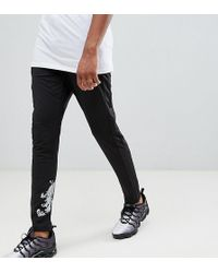Criminal Damage - Joggers In Black Baroque Print Exclusive To Asos - Lyst
